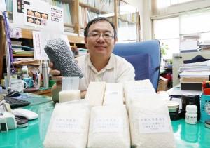 興大農藝學系王強生主任榮獲第39屆全國十大傑出農業專家