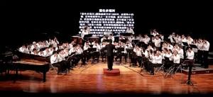 邀偏鄉童聽音樂會 127人口琴合奏創紀錄 | 國立中興大學秘書室