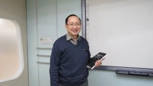 興大法律系教授高玉泉為國內反兒少性剝削運動的先驅者,2月9日將在台北書展舉辦「網際網路與兒少性剝削」講座。