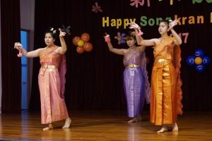 泰國傳統花環舞蹈